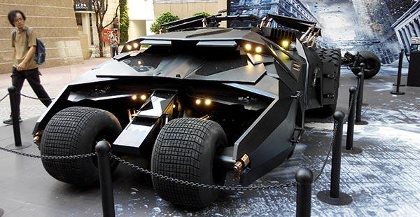 Batman 2 - Batmobile