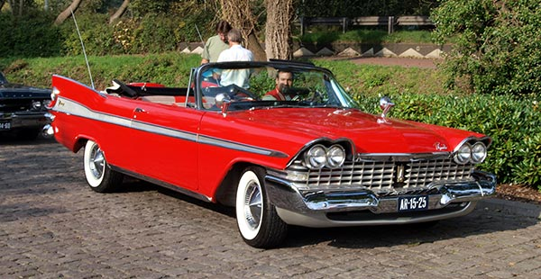 Christine - Plymouth Fury 1958