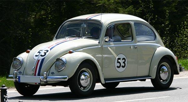 Herbie - Beetle 1963