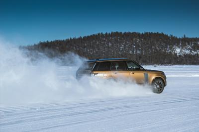 50 ans du Range Rover