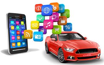 Application Mobiles pour auto