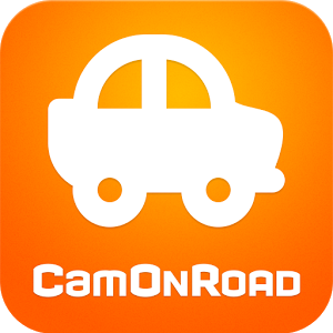Application Mobiles CamOnRoad – Smile, you're on camera !