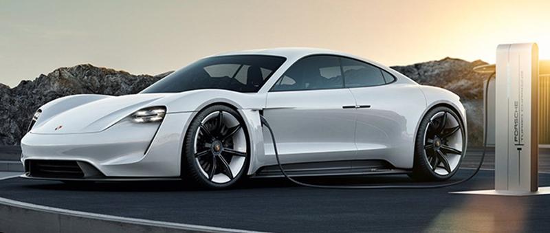 Lancement Digital de la Porsche Taycan