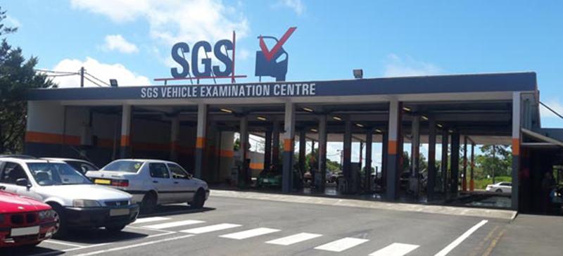 SGS Vehicle Examination Center
