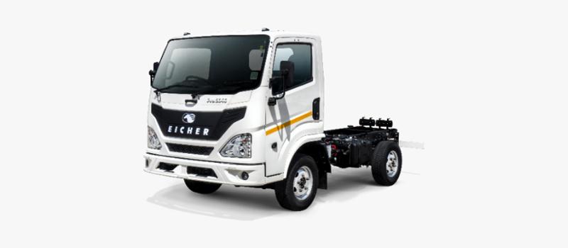 Eicher Pro 2049 : une camionnette fonctionnelle à la portée de tous