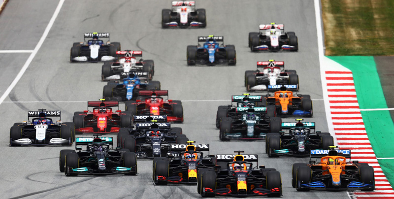 News Sportives - Grand Prix d'Autriche 2021