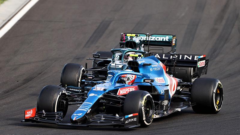 News Sportives - Grand Prix de Hongrie 2021