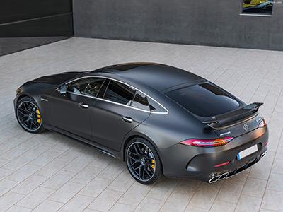 Mercedes AMG GT Coupé 4 portes 63S 4Matic+