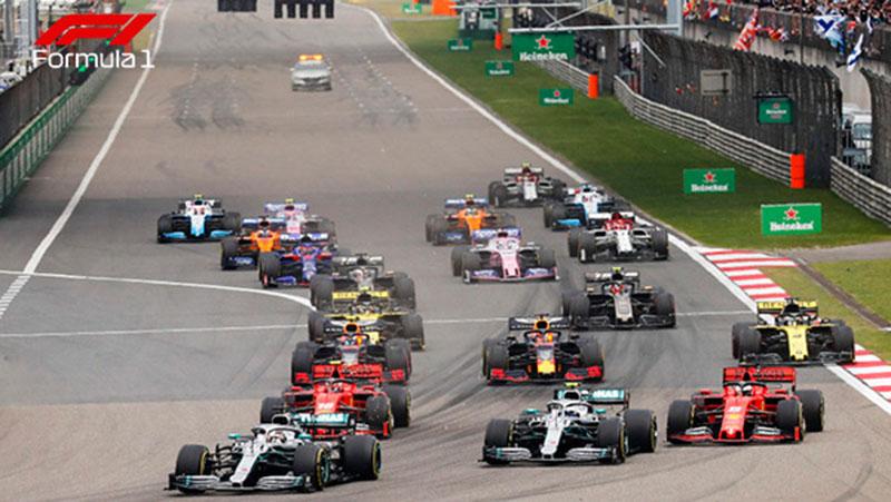 News Sportives - Grand Prix de Chine