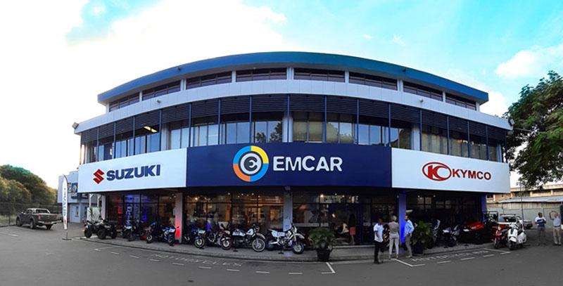 Emcar Ltd - Nouveau Showroom à Bell Village