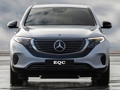 Mercedes EQC : L'électricité de plus en plus représentée