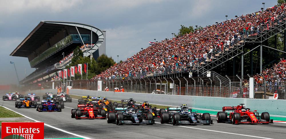 News Sportives - Grand Prix d'Espagne