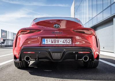 Toyota Supra : le mythe est de retour