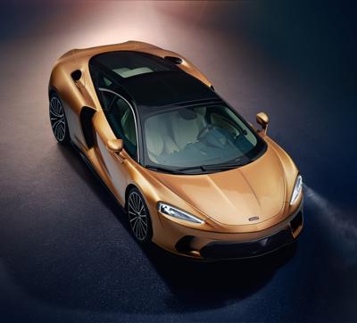 La 20,000ème McLaren est sortie de l'usine