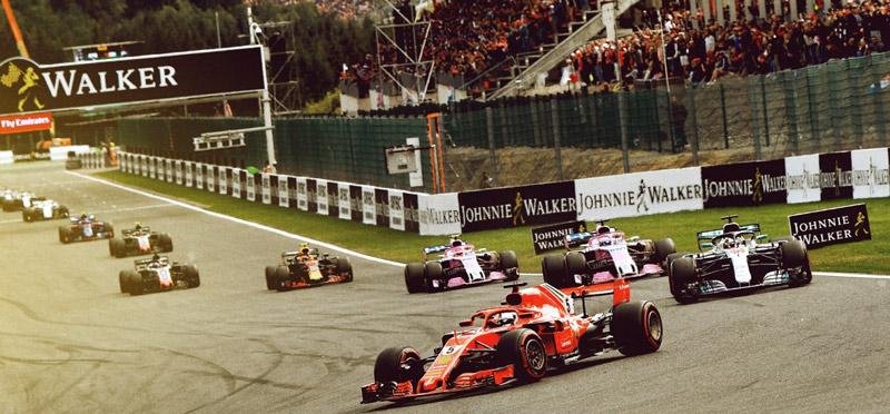News Sportives - Grand Prix Belgique