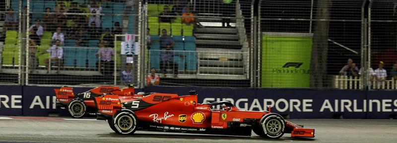 News Sportives - Grand Prix Singapour
