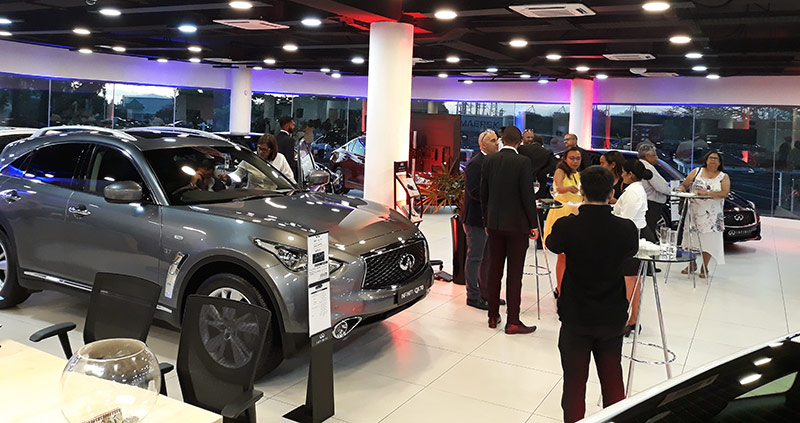 lnfiniti : trois nouveaux modèles à découvrir chez ABC Motors