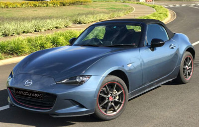 Car Club, Mazda MX5
