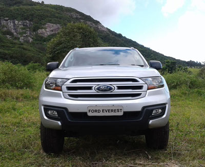 Axess Ltd, Ford Everest