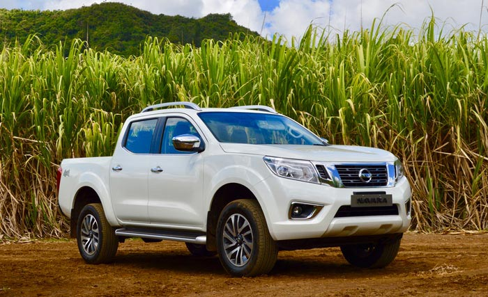 ABC Motors, Nissan Navara