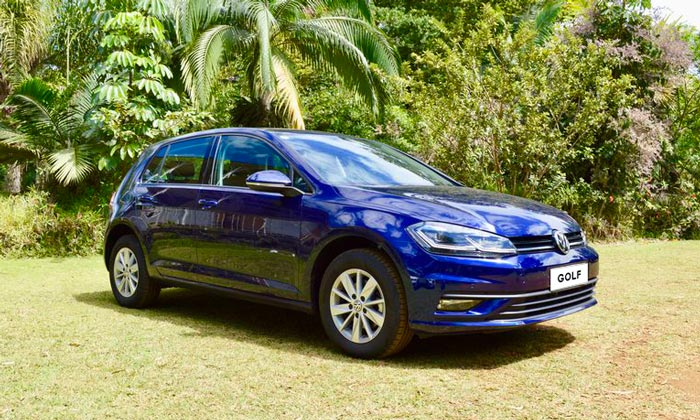CFAO Motors, Volkswagen Golf
