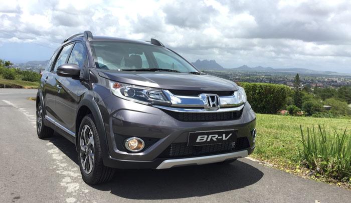 EAL Man Hin, Honda BR-V