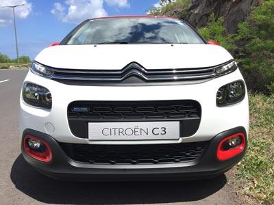 Axess Ltd, Citroen C3