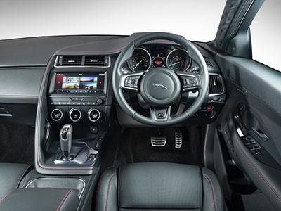 Axess Ltd, Jaguar E-Pace