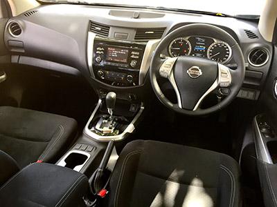 ABC Motors Ltd, Nissan Navara SE