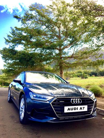 Allied Motors, Audi A7