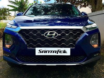 Bamyris Motors Ltd, Hyundai Santa Fe