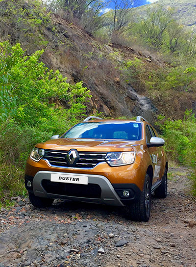 Leal & Co. Ltd, Renault Duster