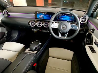 CFAO Motors, Mercedes Benz A200 Sedan