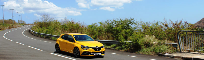Leal & Co. Ltd, Renault Megane RS