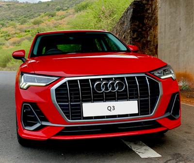 Allied Motors, Audi Q3 1.4