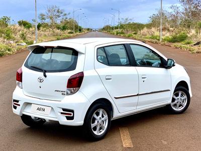 Toyota Mauritius, Toyota Agya