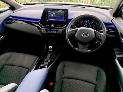 Toyota Mauritius Ltd, Toyota CH-R Hybride 1.8