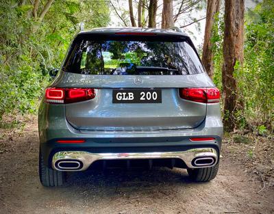 CFAO Motors, Mercedes GLB 200