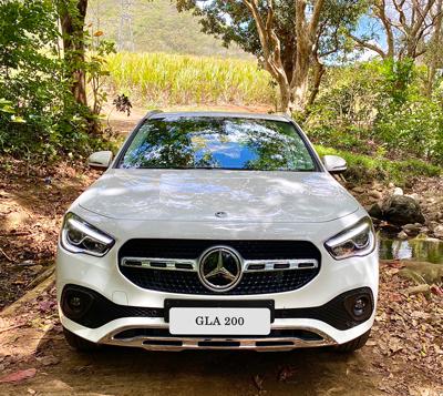 CFAO Motors, Mercedes GLA 200