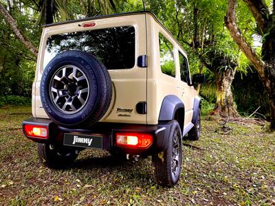 CFAO Motors, Suzuki Jimny