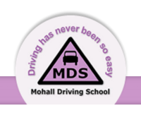 Mohall Driving School logo