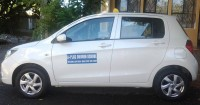 A-Plus Driving School logo